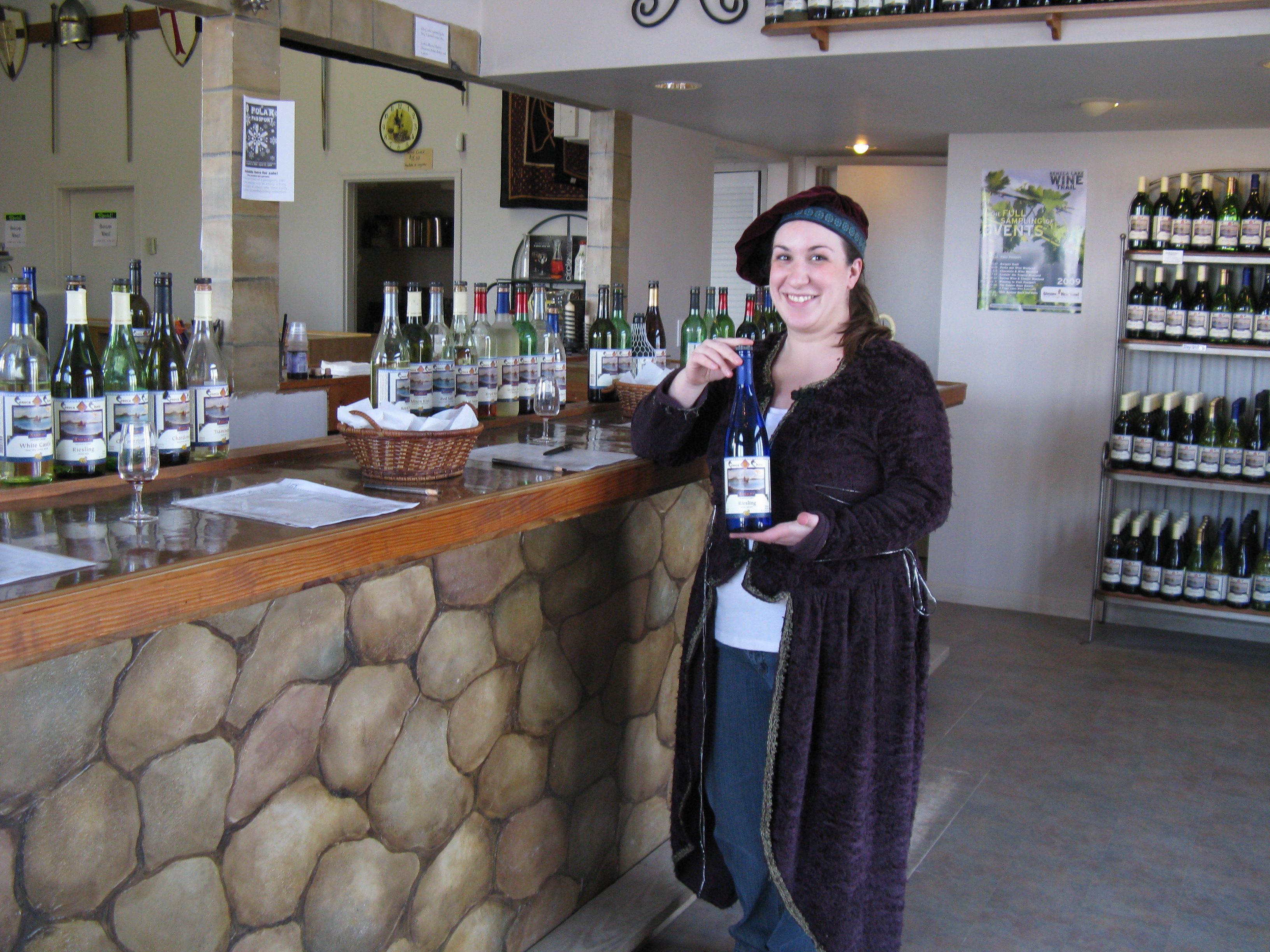 Wine Tasting Trip to Napa Valley, California