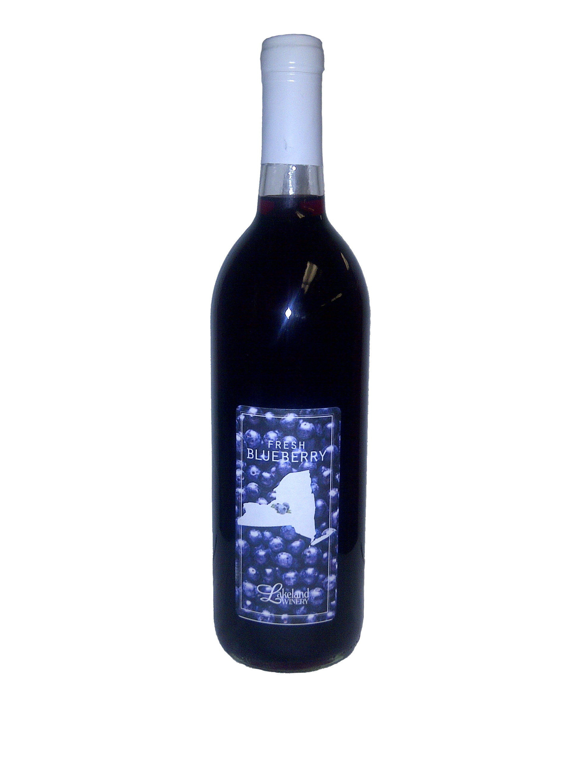 A Sweet, Fresh Blueberry Wine Treat For Valentine's Day!