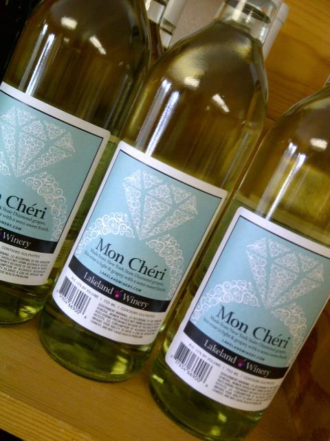 July's Wine of the Month: Mon Cheri