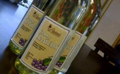 The November Wine of the Month: White Cranberry Pinot Gris