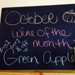October's Wine of the Month: Green Apple Riesling