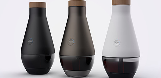 New gadget invented that turns water into wine