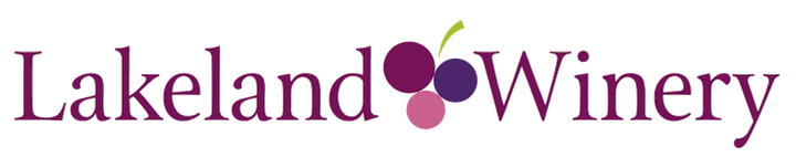 Lakeland Winery logo header